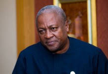 Former President John Mahama Kick Starts Campaign