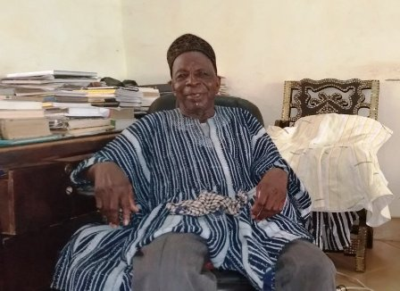 We want peace and development, not vigilantism – Gwollu Chief