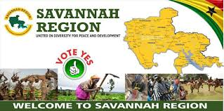 Jantong communities maintain-they will want to be part of the propose Savannah Region