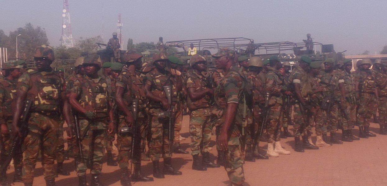 More villages Under Attack, Residents Mass up at Oti River