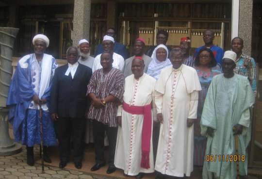 NORTHERN REGIONAL PEACE COUNCIL INAUGURATED