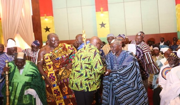 CIVIL SOCIETY GROUPS IN NORTHERN REGION PLEDGE SUPPORT FOR DAGBON ROAD MAP TO PEACE