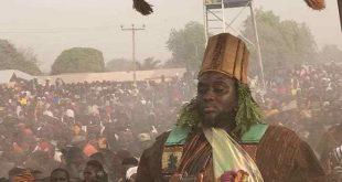 Yaa-Naa Mahamadu Abdulai IV funeral rites climaxed