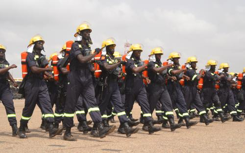 Fire Service decries the lack of functional water hydrants to fighting urgent fires in the Tamale area