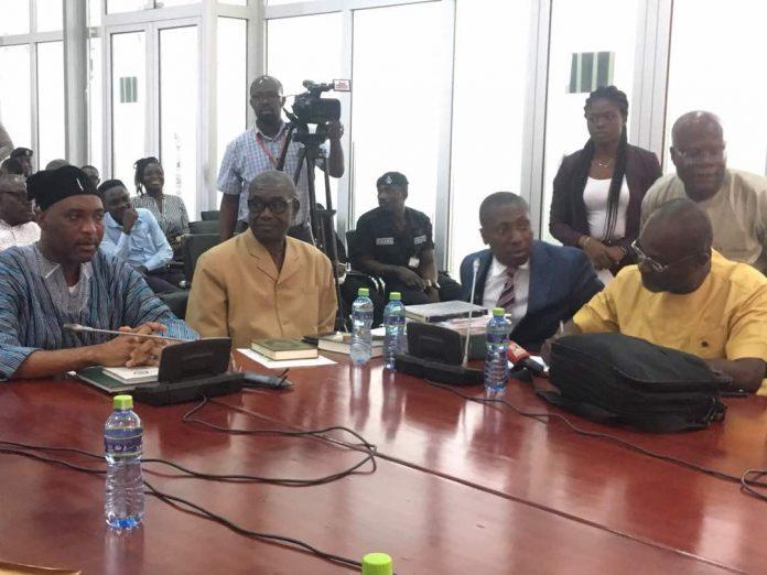 Agyapong, Muntaka clash in war of words in Parliament