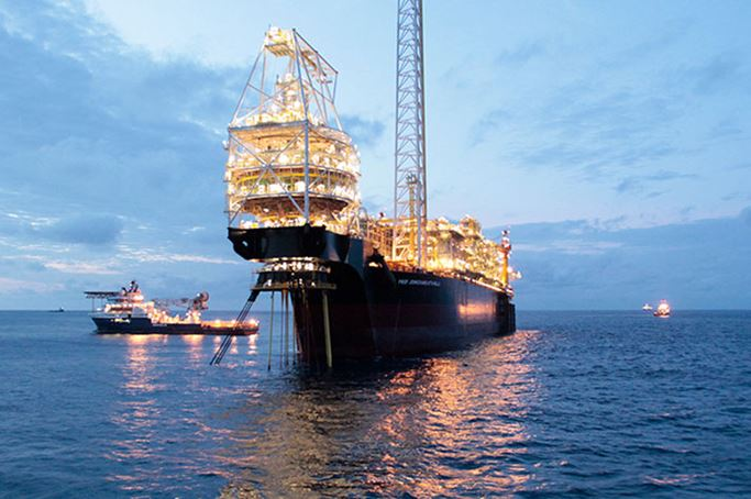 550m barrels of oil discovered in Ghana