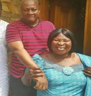 I regret campaigning for 'wicked' Mahama – Akua Donkor