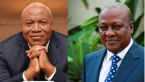 'The gap was too much; Mahama shouldn't have done that