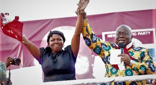 NPP's Lydia declared winner of Ayawaso Wuogon by-elections