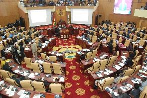 100 NDC MPs absent from parliament on Friday
