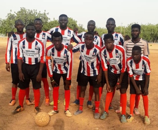 Sari FC were beaten 1-0 by Dundo FC in Nyankpala in a friendly encounter