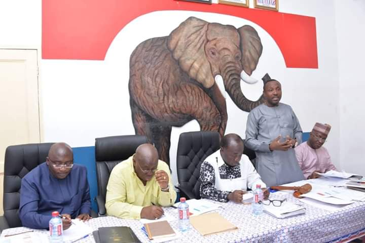 NPP to elect executives for new regions on May 4