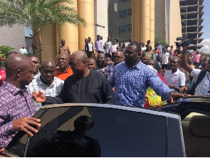 Court grants Ofosu Ampofo and Boahen Gh¢100,000 bail; case adjourned to May 6