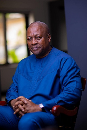 Former President Mahama speaks on Peace and Security Forum in Ethiopia