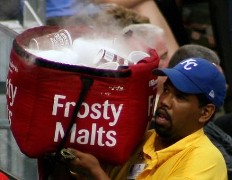 frosty malts