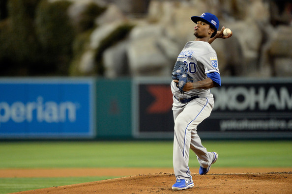 Yordano+Ventura+Kansas+City+Royals+v+Los+Angeles+01kzV4bGMkKl