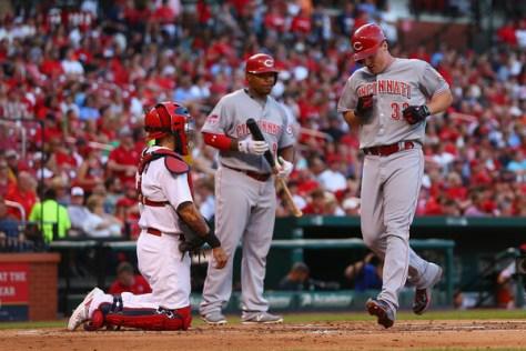 Jay+Bruce+Cincinnati+Reds+v+St+Louis+Cardinals+e4Sqq5E2RbXl