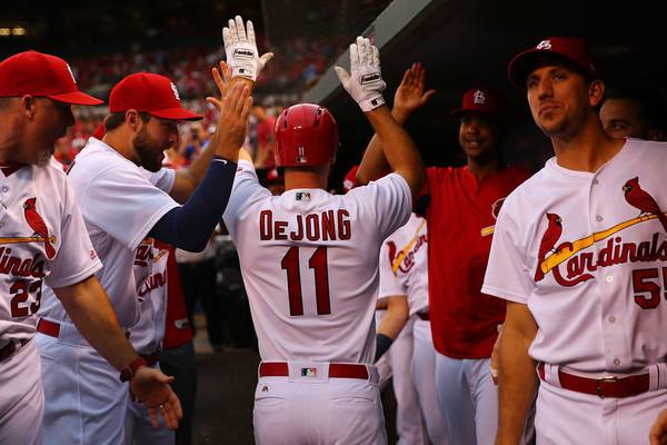 Without Anyone's Notice, The St. Louis Cardinals Have Run