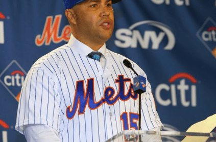 Mets New York Wavering With Carlos Beltran As Manager