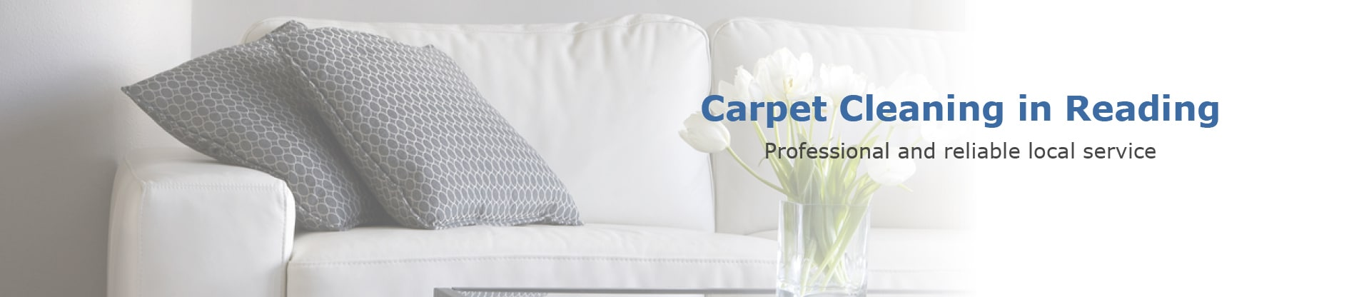 Carpet Cleaning in Reading
