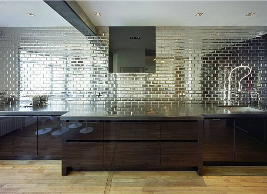 Mirrored Splashback Source: www.indesigns.com.au