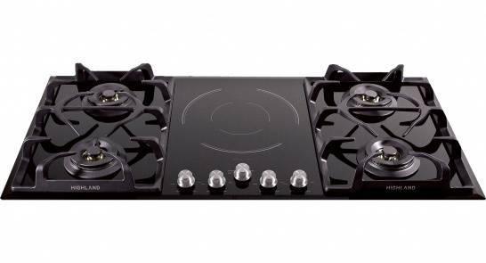 Highland 1015MM BLACK CERAMIC GLASS PROFESSIONAL SERIES HP5CI N/L