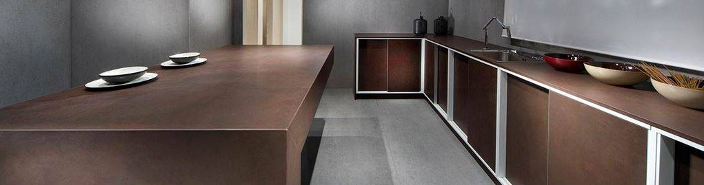 Materials & Finishes: Dekton by Cosentino
