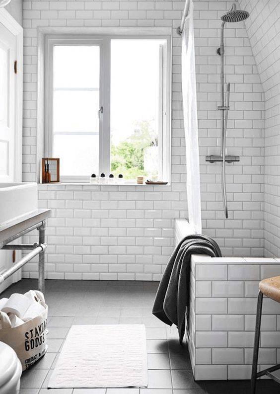 Scandinavian Bathroom1