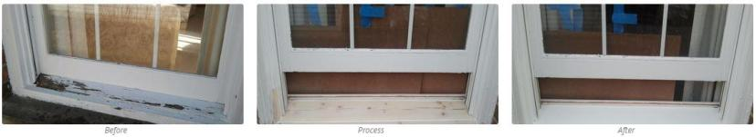 Timber Window Repair