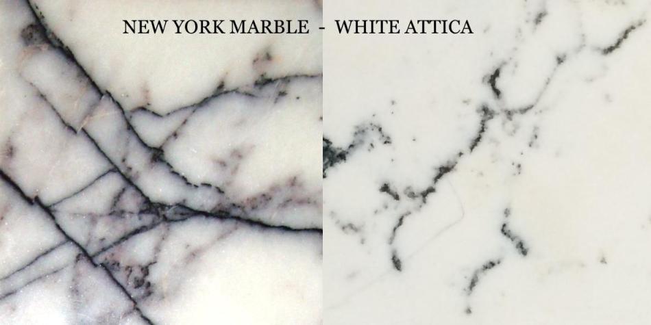 New York Marble White Attica