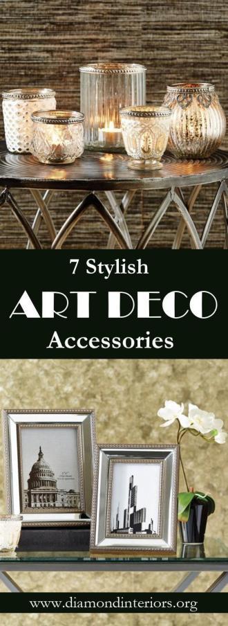 7 Stylish Art Deco Accessories_Blog by Diamond Interiors