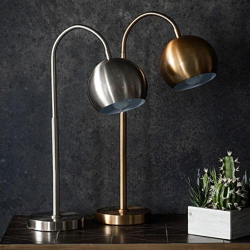 bedroom design - table lamps