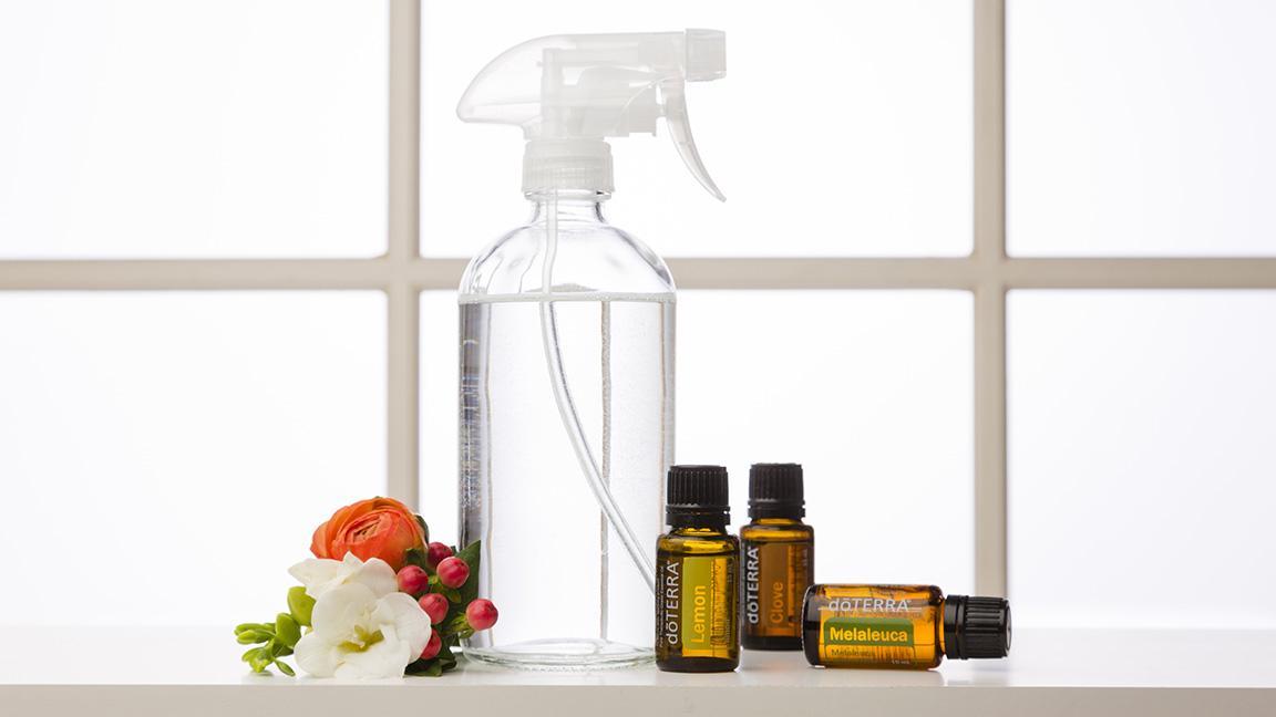 cat deterrent spray essential oil