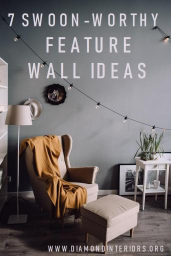 TOP FEATURE WALL IDEAS FOR THE HOME