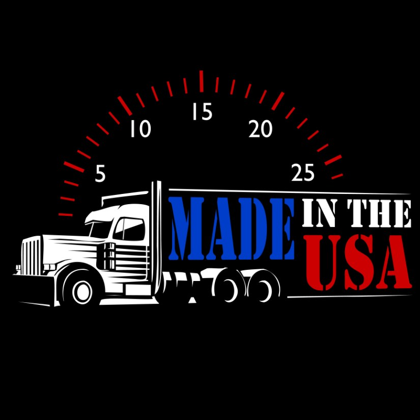 truck graphics - made in the usa