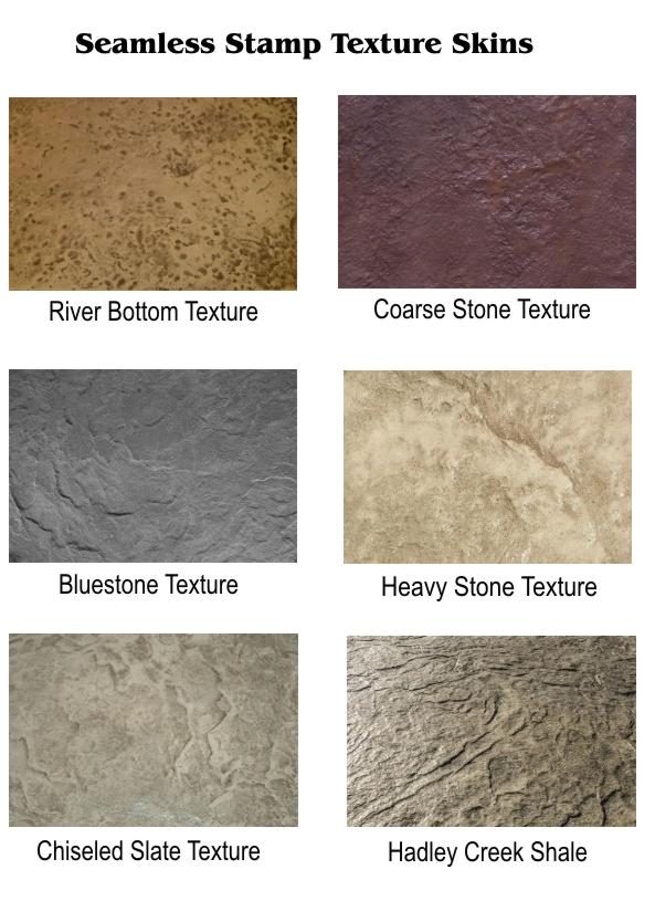 Color Charts  Patterns  Diamond Kote Decorative Concrete Resurfacing and Epoxy Floors