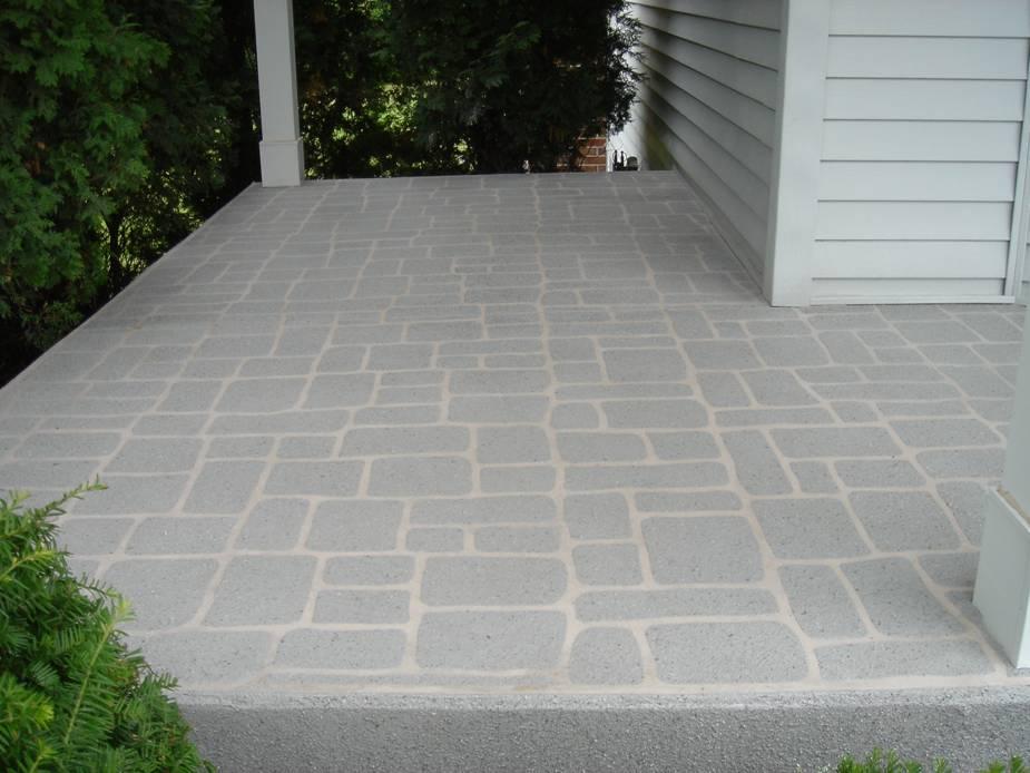Spray Texture Overlay Gallery  Diamond Kote Decorative Concrete Resurfacing and Epoxy Floors