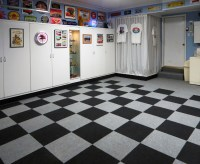 Why Garage Floor Carpet Tiles May Be The Choice For You ...