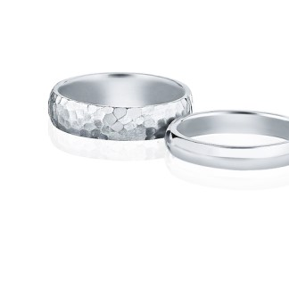 Wedding Bands- Men's