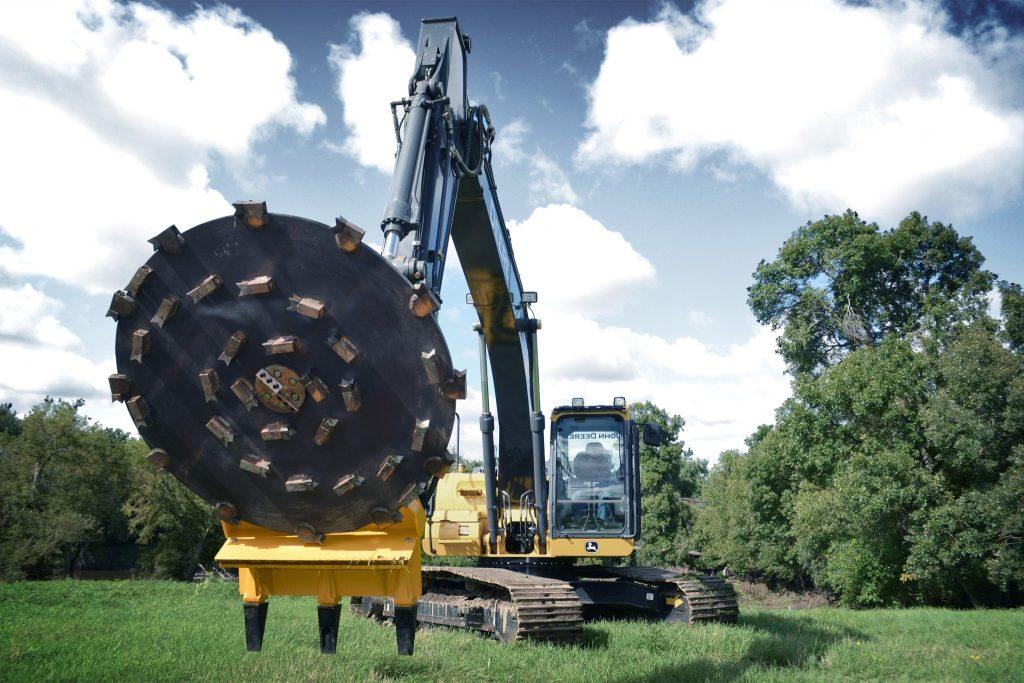 Excavator Attachments – Diamond Mowers®