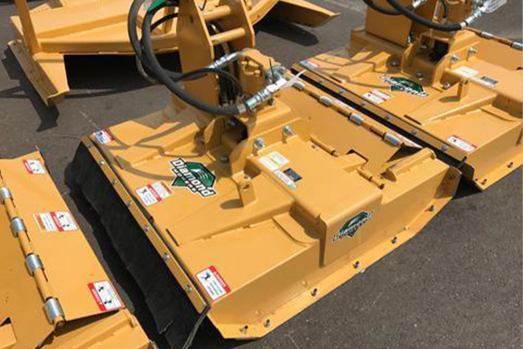 Used Mower Attachments