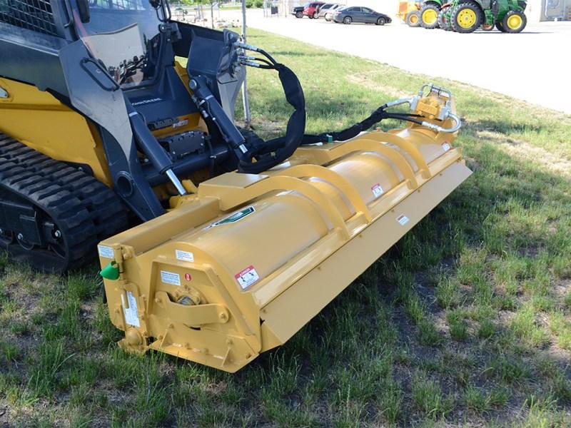 Skid-Steer Flail Mower – Diamond Mowers®