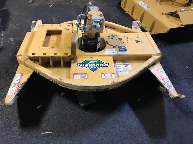 Rotary Excavator Mower