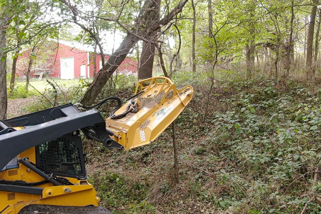 SK Brush Cutter Pro - Trees