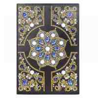 Diamond Painting Journal Kit (Golden Circle Cover)