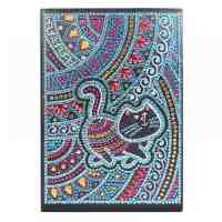 Diamond Painting Journal Kit (Cat Cover)