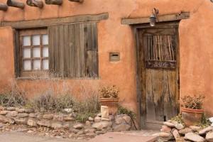Santa Fe Doorway