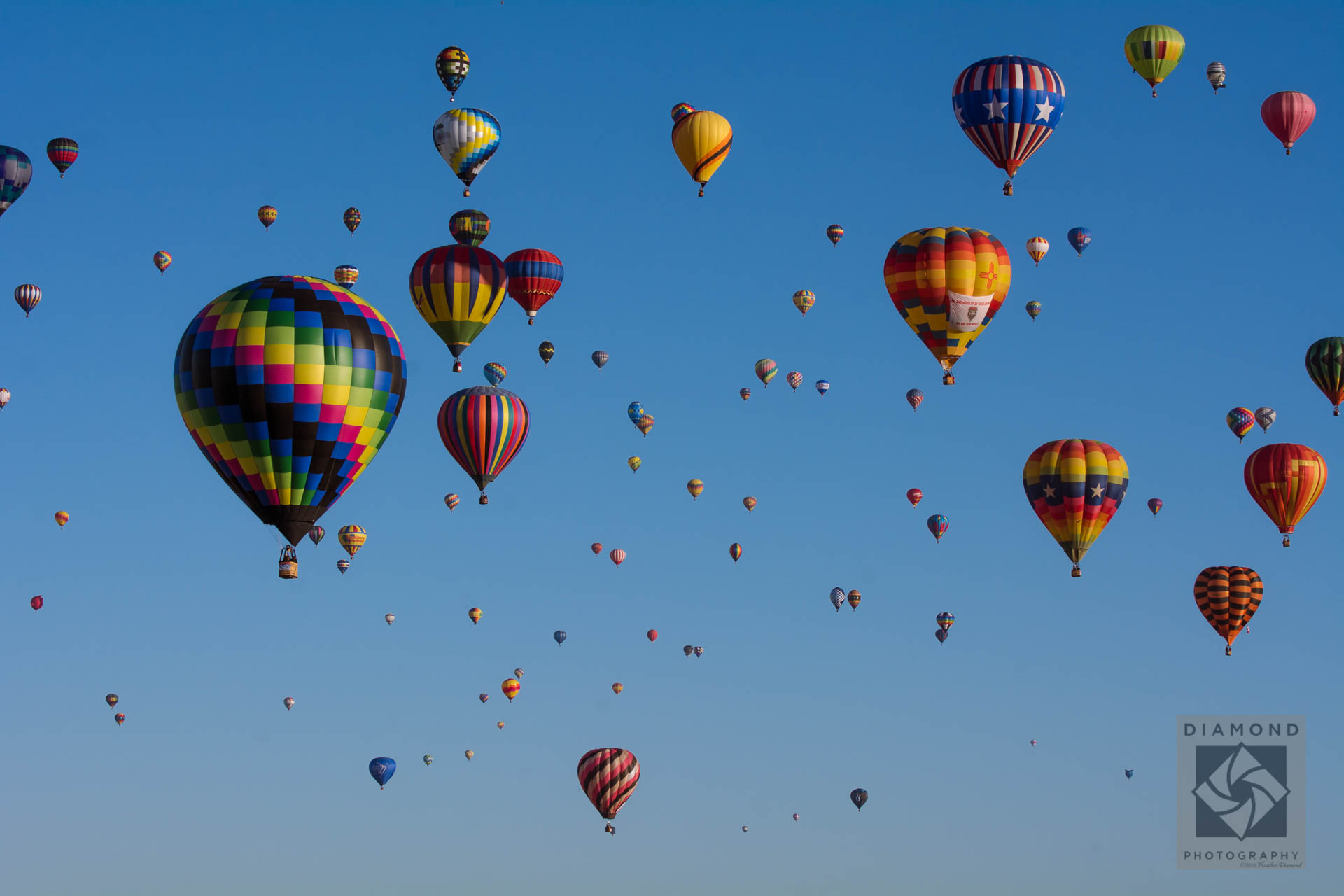 7 tips for photographing Balloon Fiesta