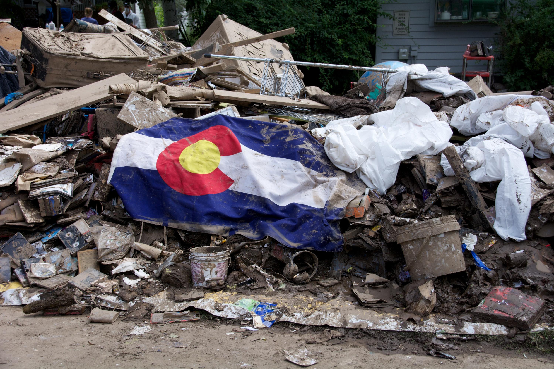 Historic Colorado Flood Recovery Effort