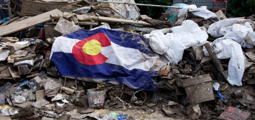Historic Colorado Flood Recovery Effort
